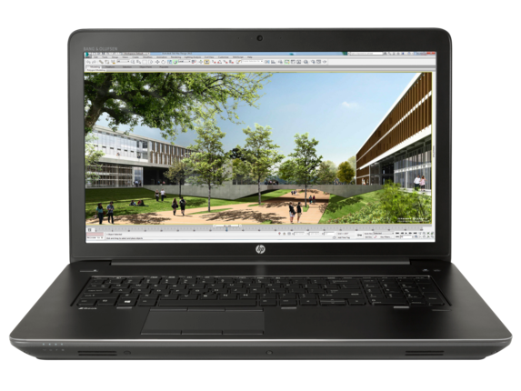 Nordic IT Rental udlejning - HP ZBOOK 17G1