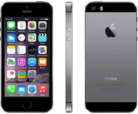Nordic IT Rental udlejning - iPhone 5s