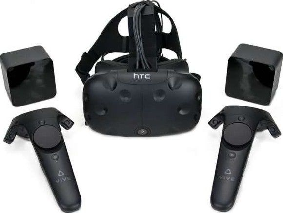 Nordic IT Rental udlejning - Virtual Reality HTC Vive VR briller
