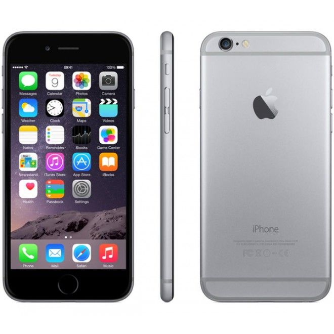 Nordic IT Rental udlejning - iPhone 6S