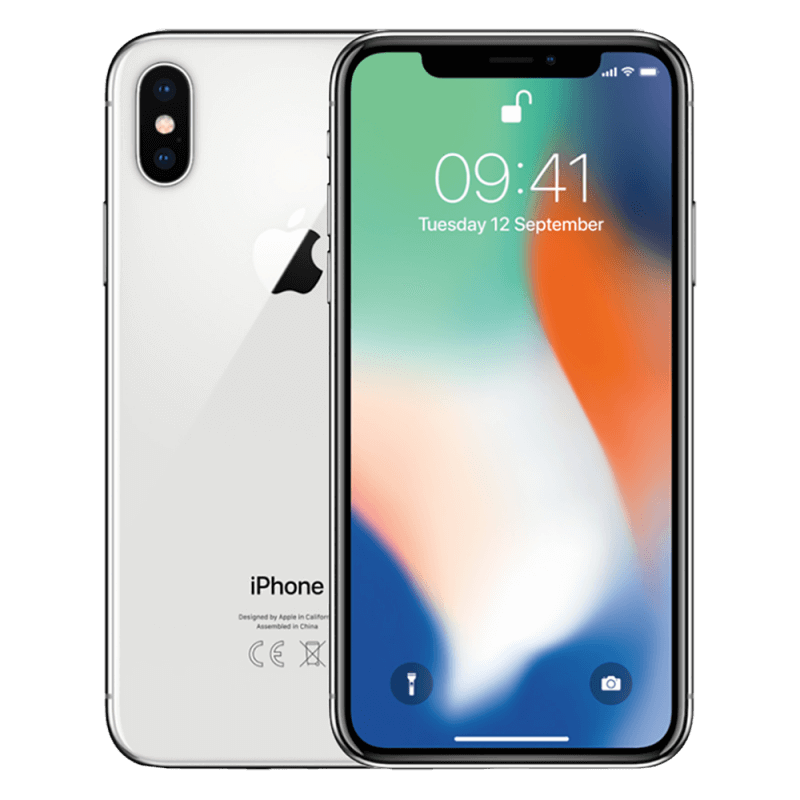 Nordic IT Rental udlejning - iPhone 10